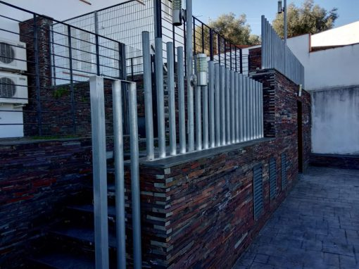 Promoción de 24 viviendas en Segura de León